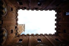 Siena Obrazy Stock