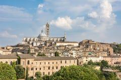 Siena Royaltyfri Fotografi