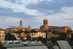 Siena Royalty-vrije Stock Foto