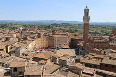 Siena. Royalty Free Stock Photo