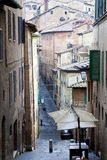Siena Alley Stock Photography