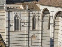 Siena, catedral Imagem de Stock Royalty Free