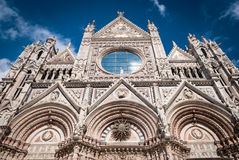Siena Cathedral Royalty Free Stock Photos