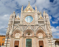 Siena Cathedral royalty-vrije stock afbeeldingen