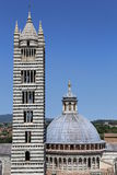 Siena Cathedral. Stock Images