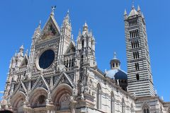 Siena Cathedral, (Duomo di Siena) Royalty Free Stock Photo