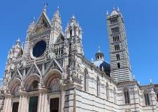 Siena Cathedral, (Duomo di Siena) Stock Photos