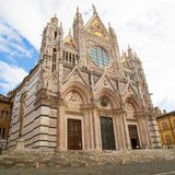 Siena Cathedral, Duomo di Siena, Italy Royalty Free Stock Photography