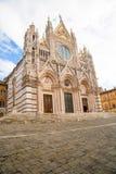 Siena Cathedral, Duomo di Siena, Italy Royalty Free Stock Photos