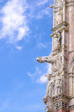 Siena Cathedral em Siena Siena, Toscânia, Italy Imagem de Stock