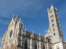 Siena, Cathedral Royalty Free Stock Photos