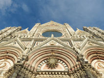 Siena, Cathedral Stock Image