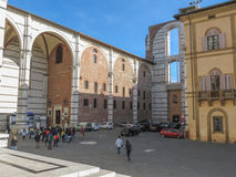 Siena, Cathedral Royalty Free Stock Images