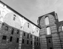 Siena, Cathedral Royalty Free Stock Photo