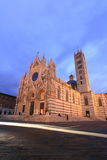 Siena Cathedral, Italy Royalty Free Stock Image
