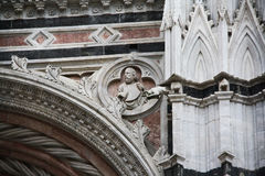 Siena Cathedral, Italy Stock Image