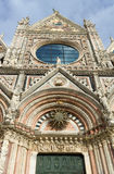 Siena cathedral in Italy Stock Photo