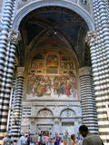 Siena Cathedral, Italy Royalty Free Stock Photo