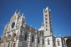 Siena cathedral, Italy Royalty Free Stock Photos