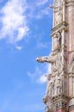 Siena Cathedral in Siena Siena, Toskana, Italien Stockbild
