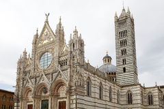 Siena Cathedral, Siena, Tuscany, italy Royalty Free Stock Image