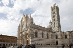 Siena Cathedral, Siena, Tuscany, italy Stock Photography