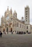 Siena Cathedral, Siena, Tuscany, italy Royalty Free Stock Photo
