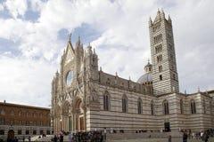 Siena Cathedral, Siena, Tuscany, italy Stock Photography