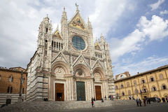 Siena Cathedral, Siena, Tuscany, italy Royalty Free Stock Photo