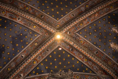 Siena Cathedral in Tuscany Stock Images