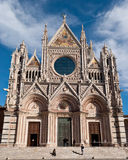 Siena Cathedral, Tuscany, Italy Stock Image