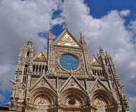 Siena Cathedral Royalty Free Stock Photography