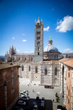 Siena Cathedral in Tuscany, Italy Stock Photography