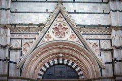 Siena Cathedral in Tuscany, Italy Stock Photo