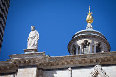 Siena Cathedral in Tuscany, Italy Royalty Free Stock Image