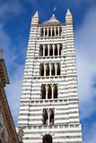 Siena Cathedral in Tuscany, Italy Royalty Free Stock Photo