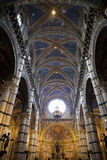 Siena Cathedral in Tuscany, Italy Royalty Free Stock Images