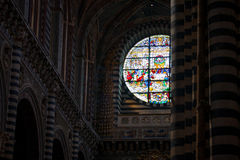 Siena Cathedral in Tuscany, Italy Stock Photo