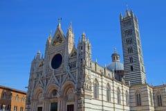 Siena Cathedral (Tuscany, Italy) Stock Photo