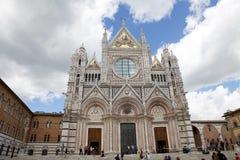 Siena Cathedral, Tuscany, Siena, Italy Royalty Free Stock Photography