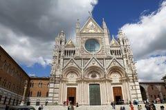Siena Cathedral, Tuscany, Siena, Italy Royalty Free Stock Photo