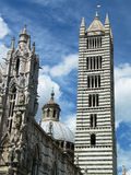 Siena Dome Royalty Free Stock Images