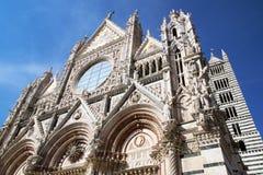 Siena Dome Royalty Free Stock Photo