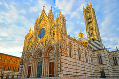 Siena Dome Stock Image