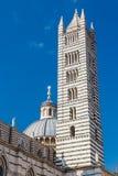 Siena dome Duomo di Siena Royalty Free Stock Photography