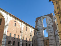 Siena domkyrka Arkivfoto