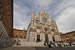Siena Duomo Royalty Free Stock Photos