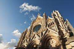 Siena Duomo Stock Photos