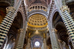 Siena Duomo Di Diena Obrazy Royalty Free