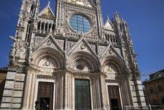 Siena Duomo Stock Photo